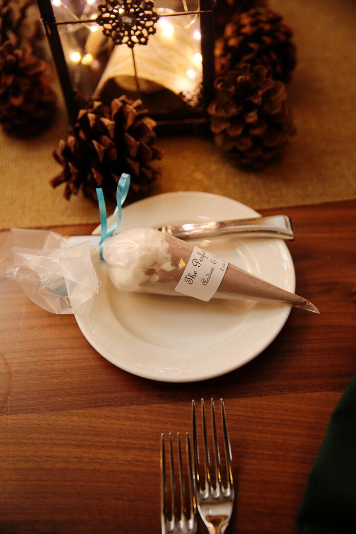 Diy Hot Chocolate Wedding Favor