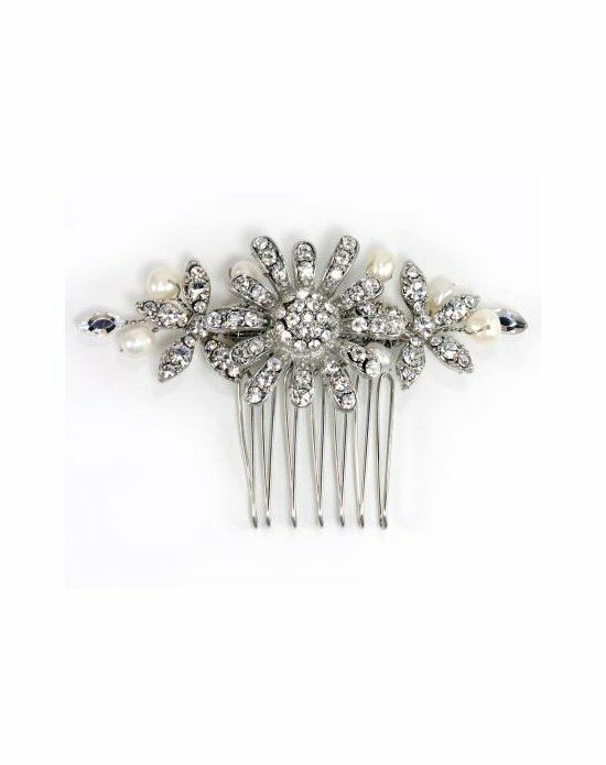 Anna Bellagio Makayla Side Comb Wedding Accessory photo