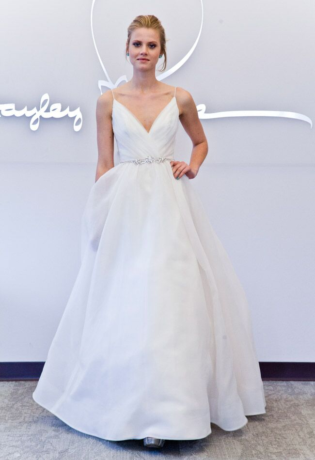 Blush by Hayley Paige Fall 2014 Wedding Dresses