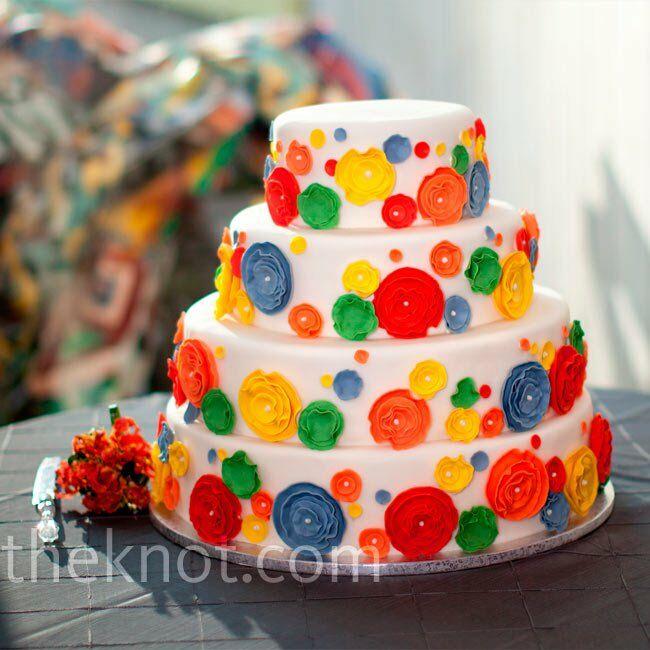 Фото марципановых тортов