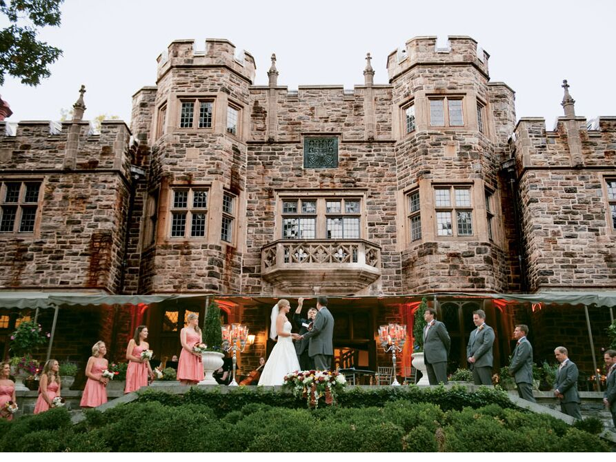 enchanting castle wedding venues all in the usa