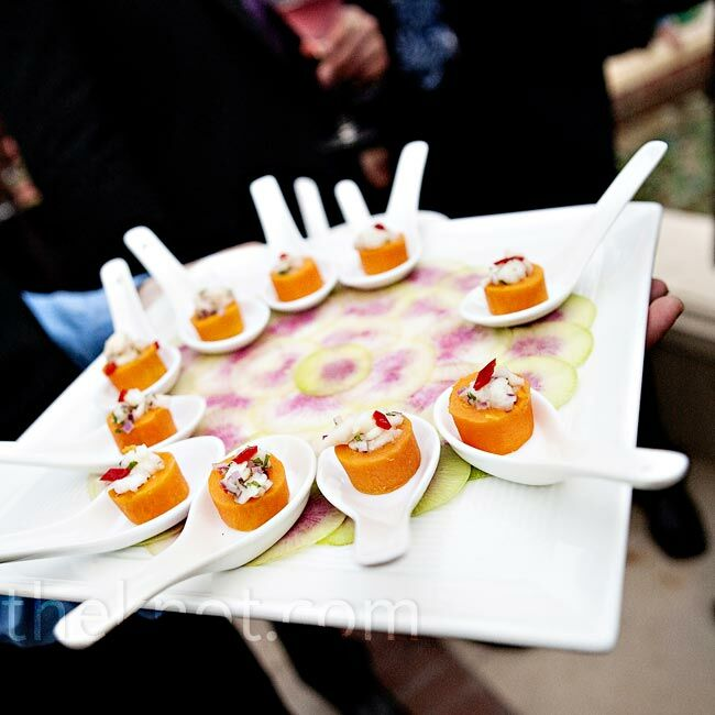 Wedding Hors D Oeuvres: Mini Hors D'oeuvres