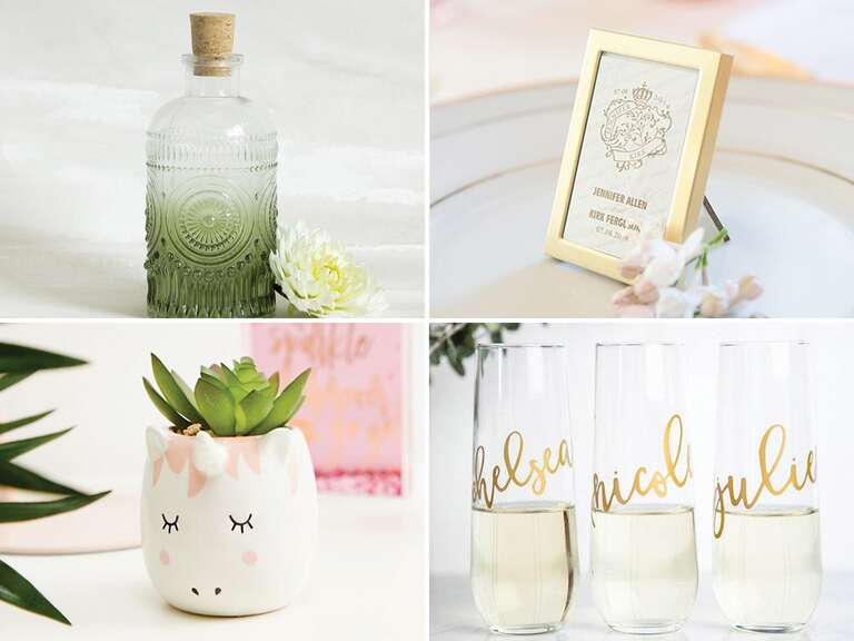 Wedding Take Home Gifts: Favors + Gifts Ideas & Advice
