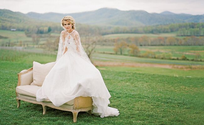 Need Some Wedding Dress Eye Candy? (From Our Magazine!)