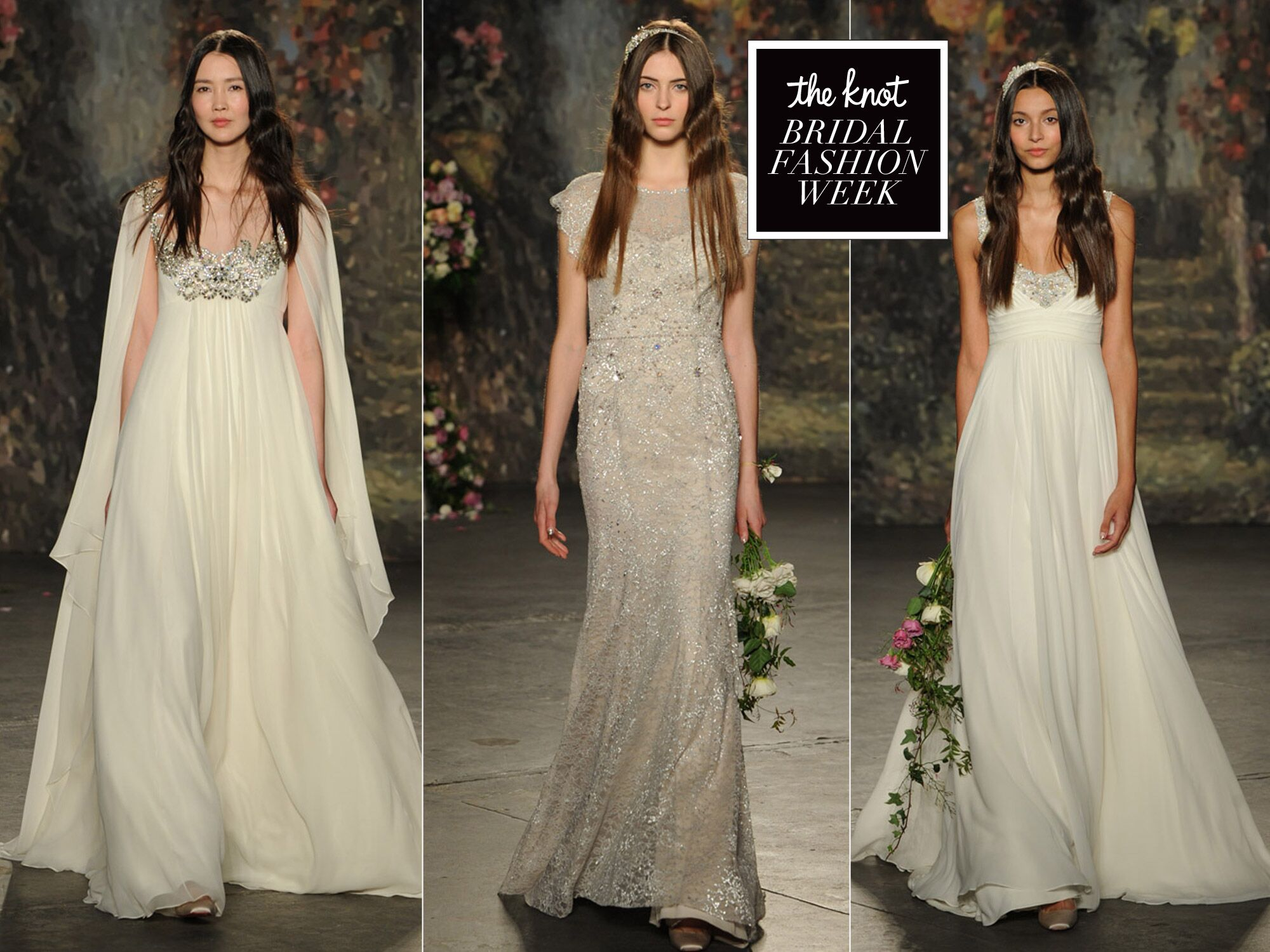 Jenny Packham Debuts Wedding Dress Collection For Bridal
