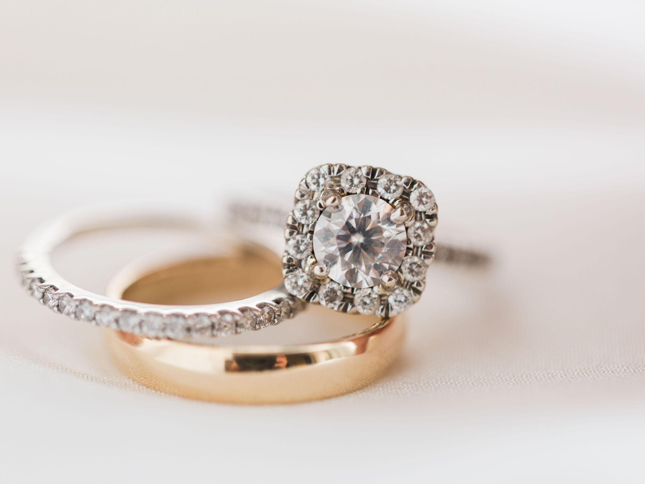 The Wedding Ring Etiquette Ceremony Guide Who Should Hold