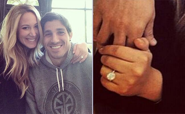 See Haylie Duff S Engagement Ring And Get The Look