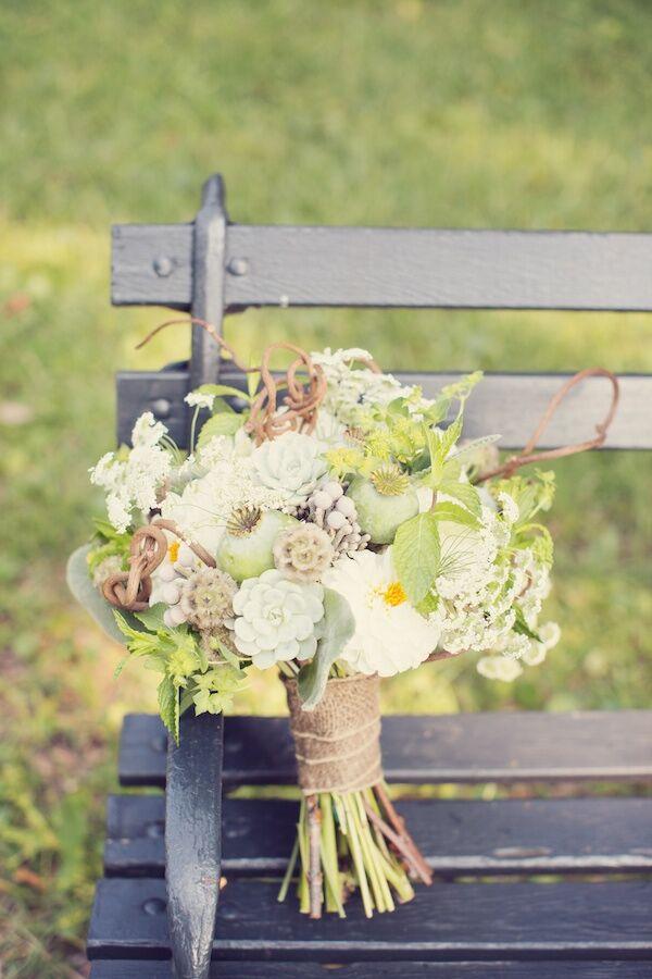 Poppy pods wedding