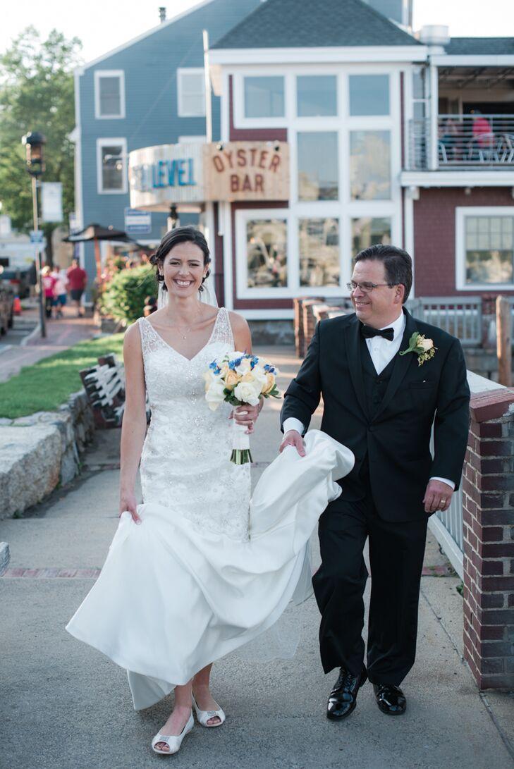 Contemporary Nautical Themed Bridesmaid Dresses Photos - All Wedding ...