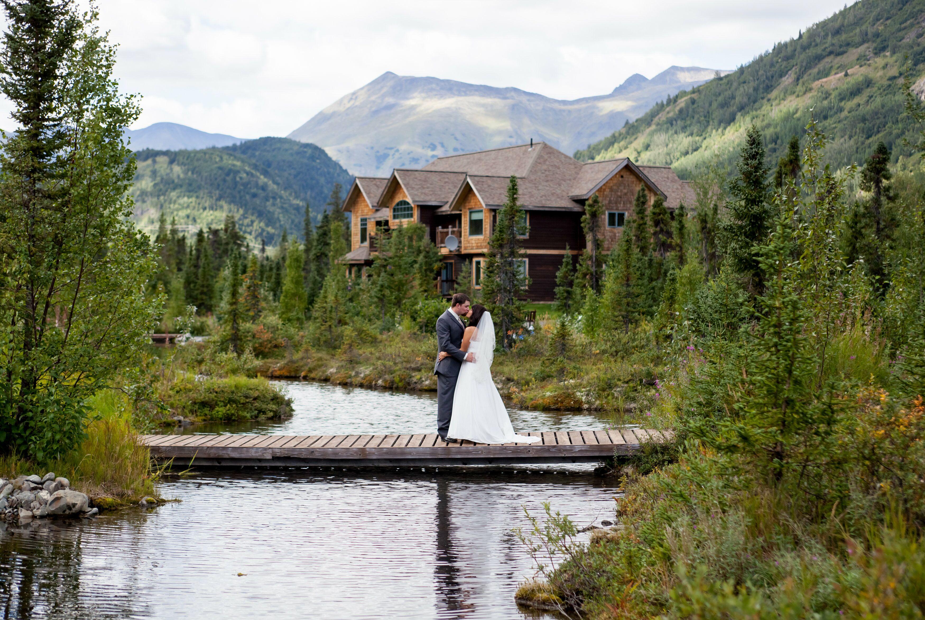 A Rustic Mountain Wedding At Inn At Tern Lake In Moose