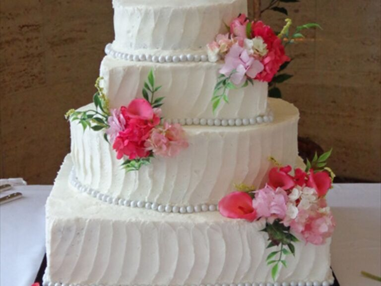 Wedding Cakes in Huntington