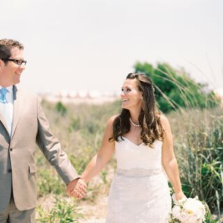 An Understated Luxury Wedding in Cape May