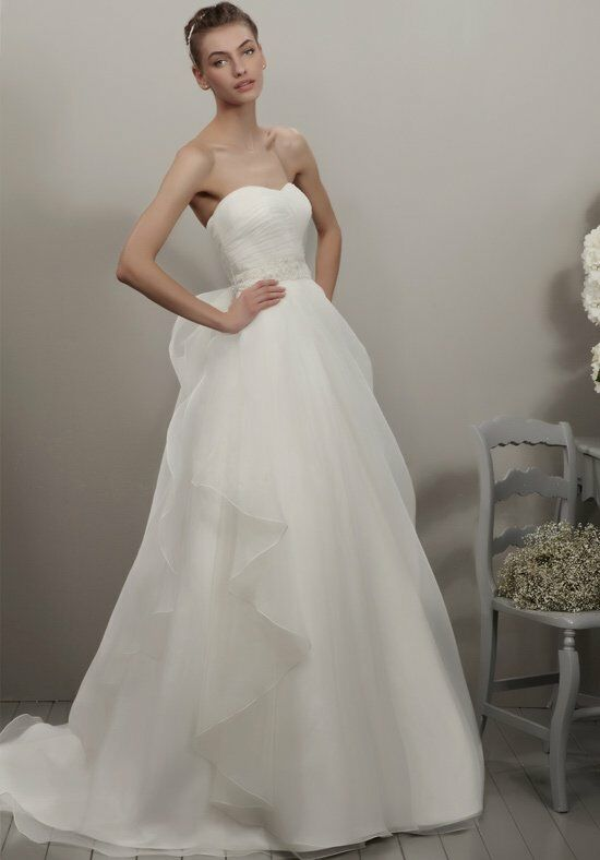 Adriana Alier 117-GARAY Wedding Dress photo
