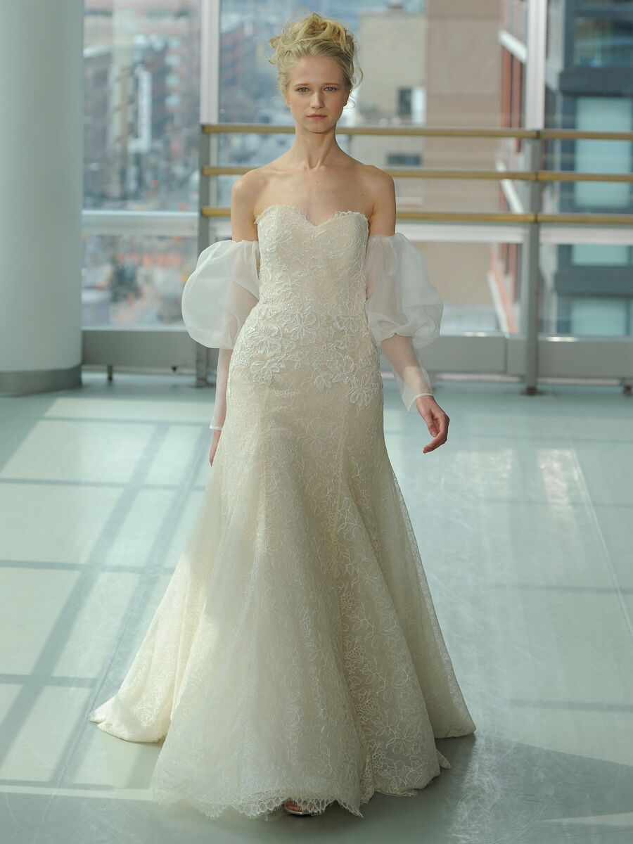 Famous Lazaro Wedding Gowns Pattern - All Wedding Dresses ...
