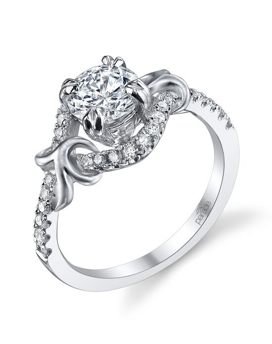 Parade Design Style R2951 from the Lyria® Collection Engagement Ring photo