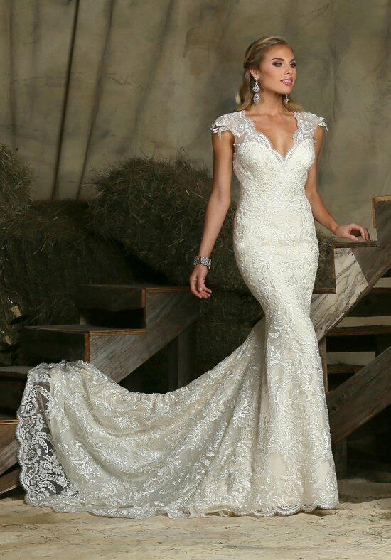 DaVinci Bridal 50329 Wedding Dress photo