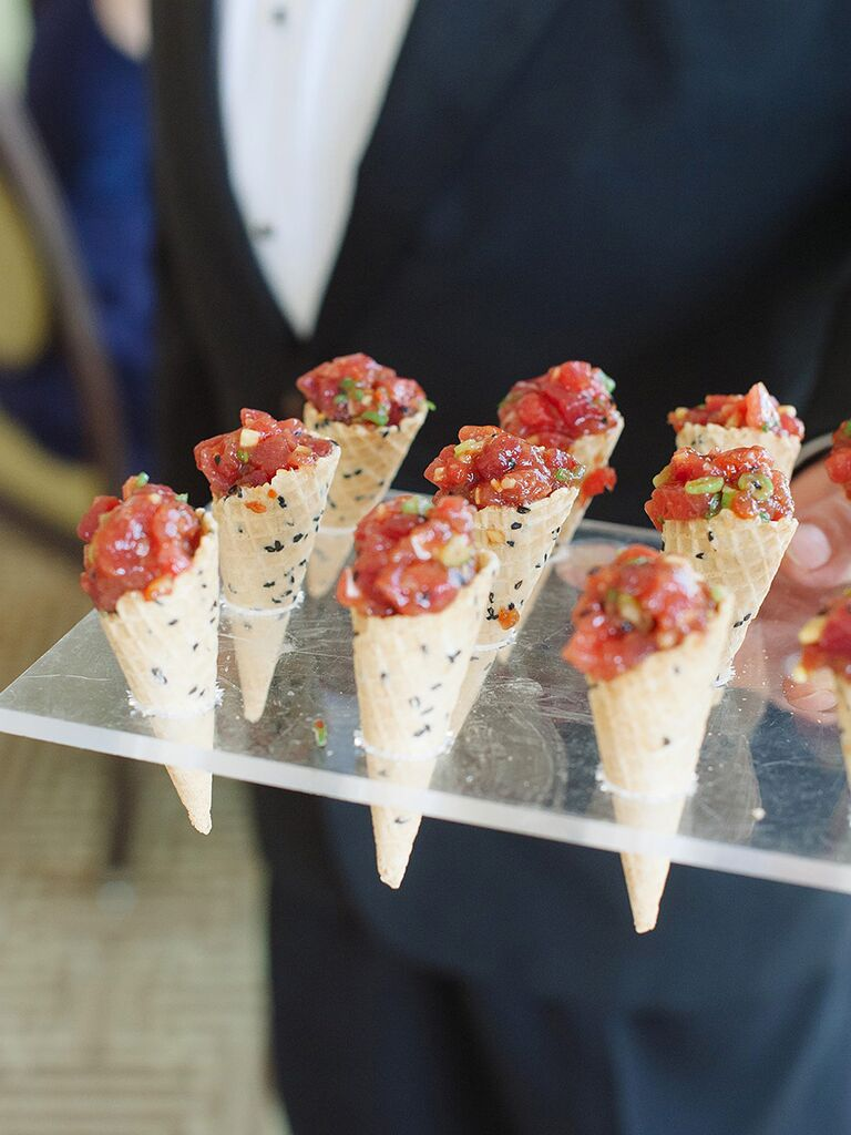 Wedding Appetizer Ideas Your Guests Will Love