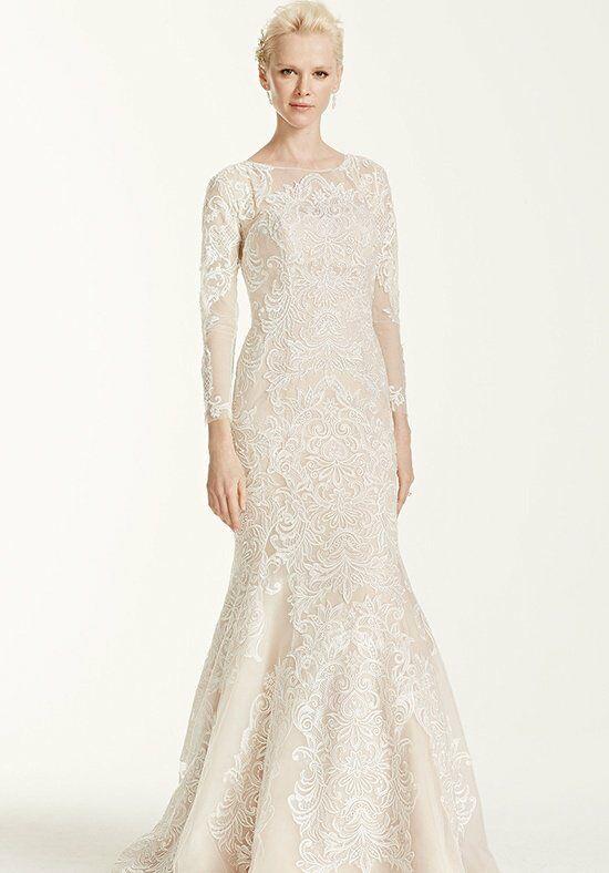 Oleg Cassini At David S Bridal Oleg Cassini Style Cwg635 Wedding Dress The Knot