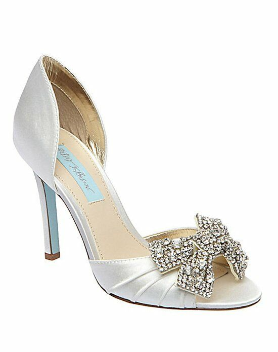 Blue by Betsey Johnson SB-Gown-Ivory Wedding Accessory photo