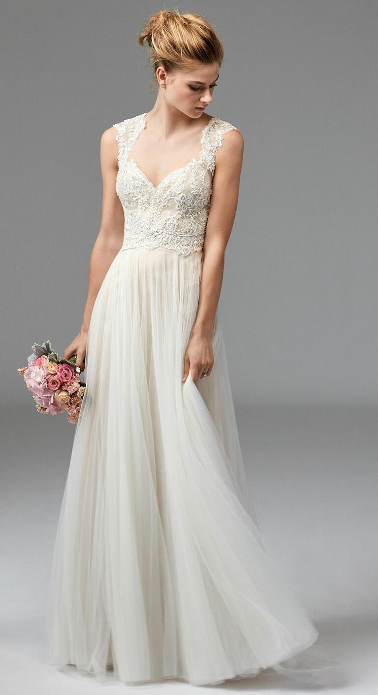 Wedding Beachy Wedding Dresses beach wedding dresses a complete guide watters dress