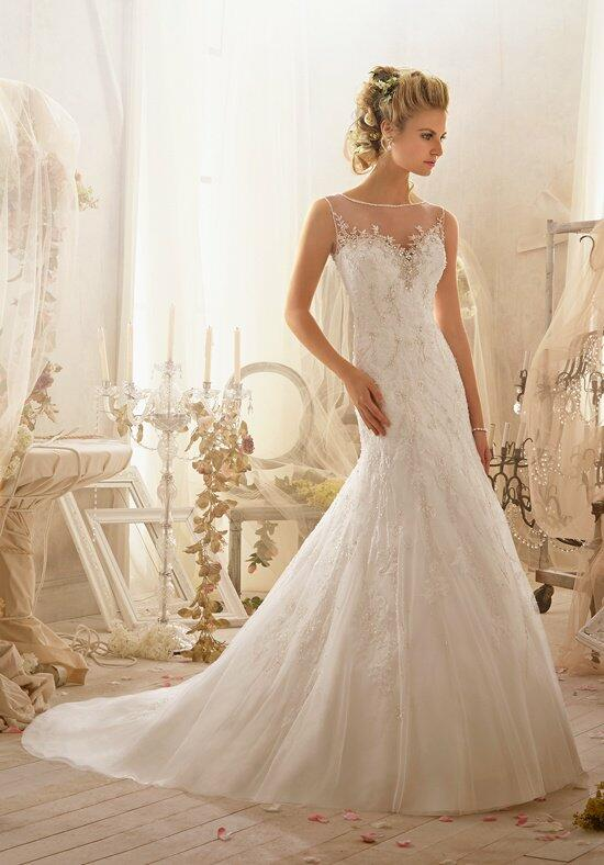 Mori Lee by Madeline Gardner 2615 Wedding Dress photo