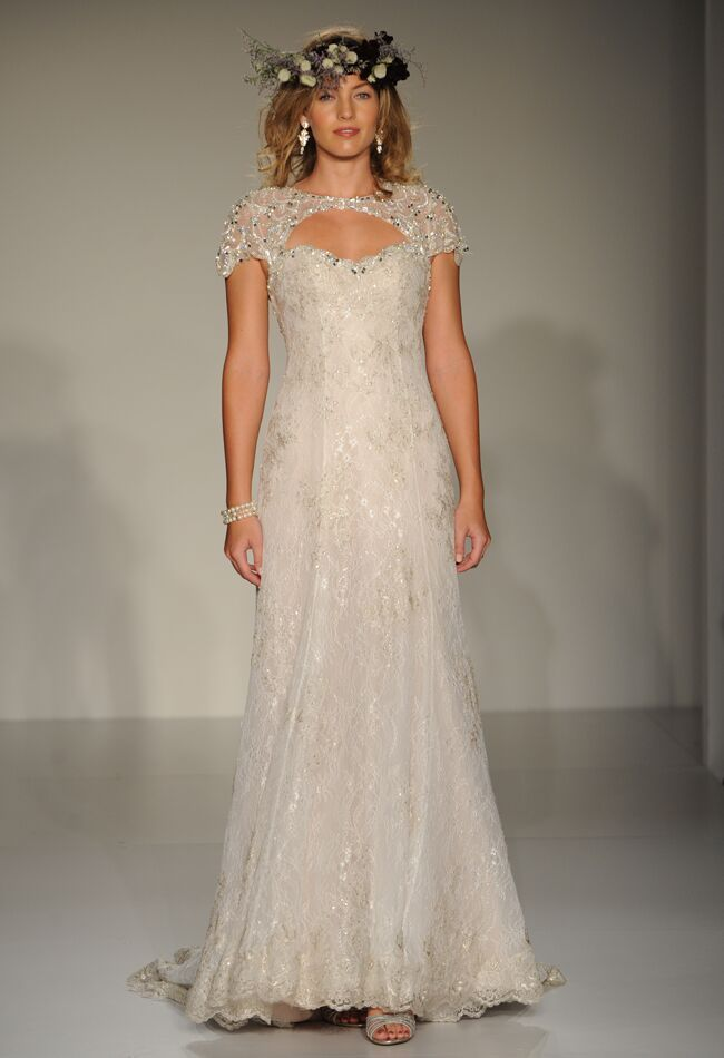 Desiree Hartsock Debuts Wedding Dress Collection For Maggie