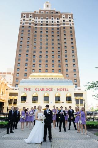 The Claridge Hotel Atlantic City Nj