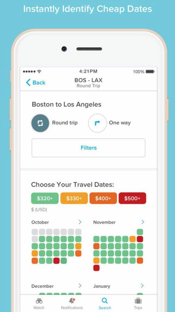 26 best wedding planning apps websites to know now hopper wedding app screenshot junglespirit Choice Image