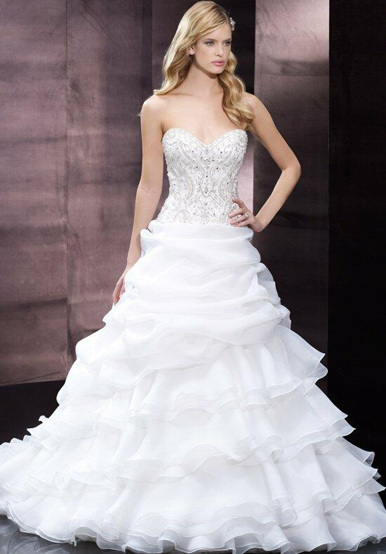 Moonlight Couture H1248 Wedding Dress photo