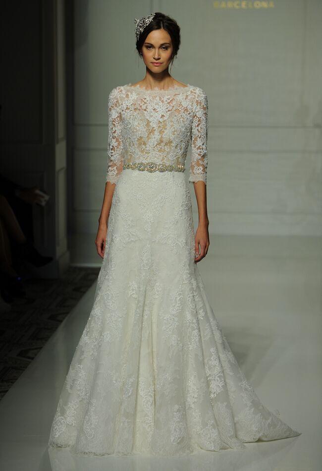Pronovias Fall Collection Wedding Dress Photos