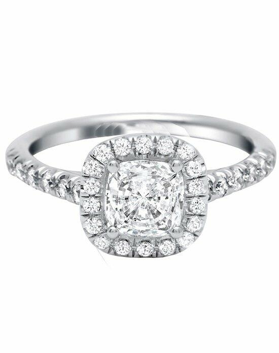 Timeless Designs R1104CU Engagement Ring photo