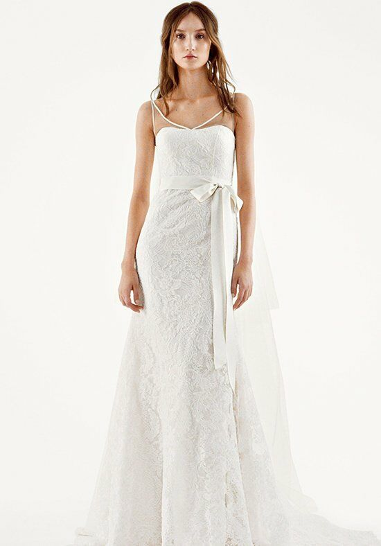 White by Vera Wang VW351227 Wedding Dress photo