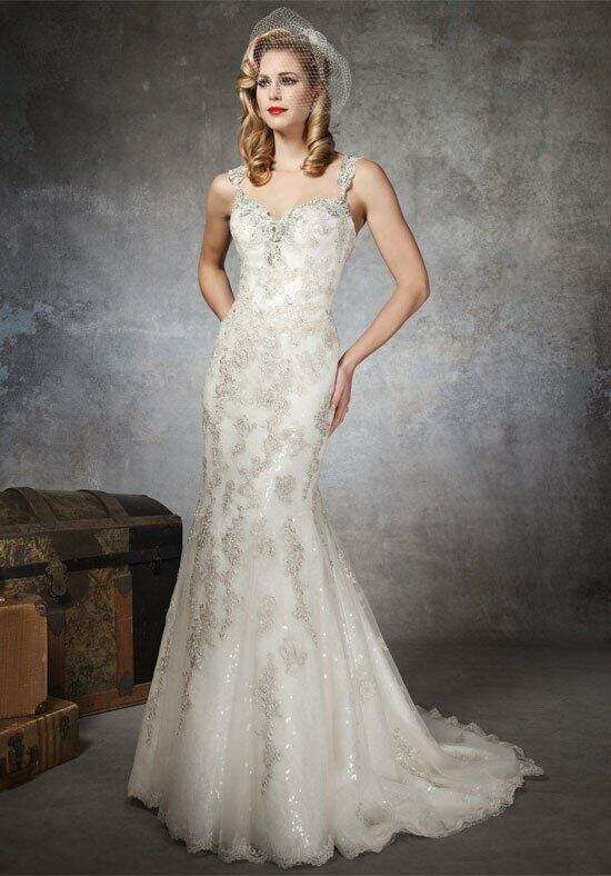 Justin Alexander 8652 Wedding Dress photo