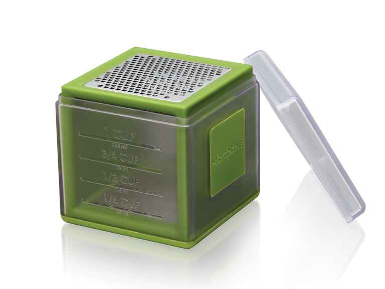 Microplane 3-blade cheese grater