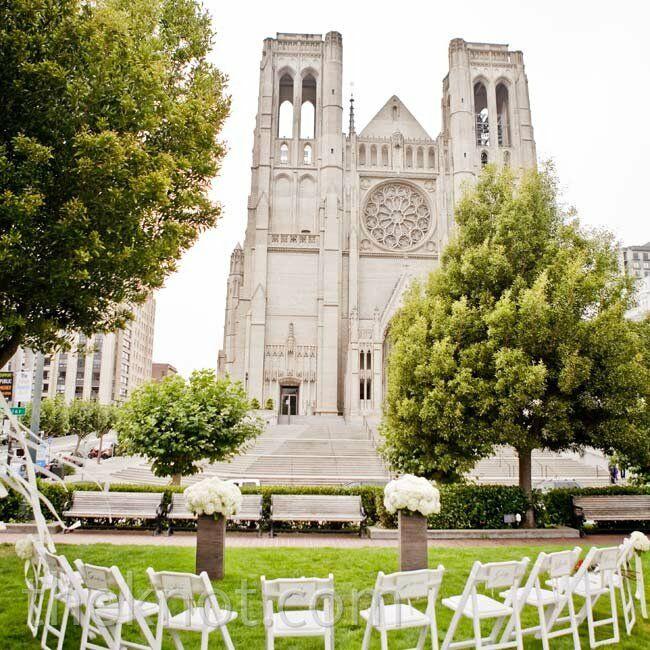 Huntington Park Wedding