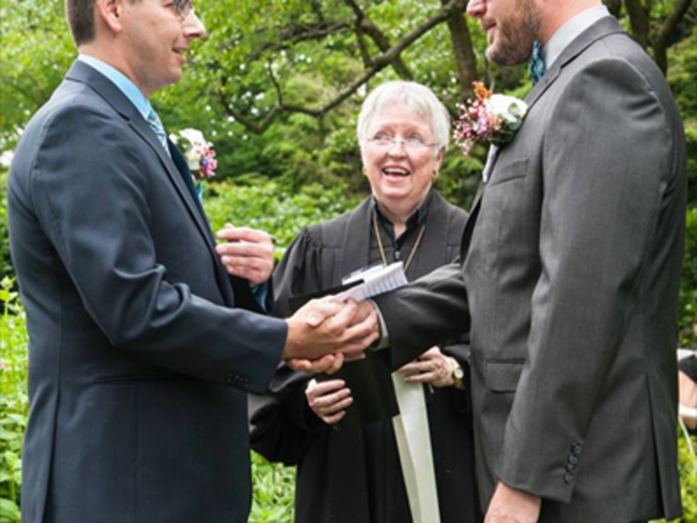 Same-Sex Wedding Officiants in Chicago