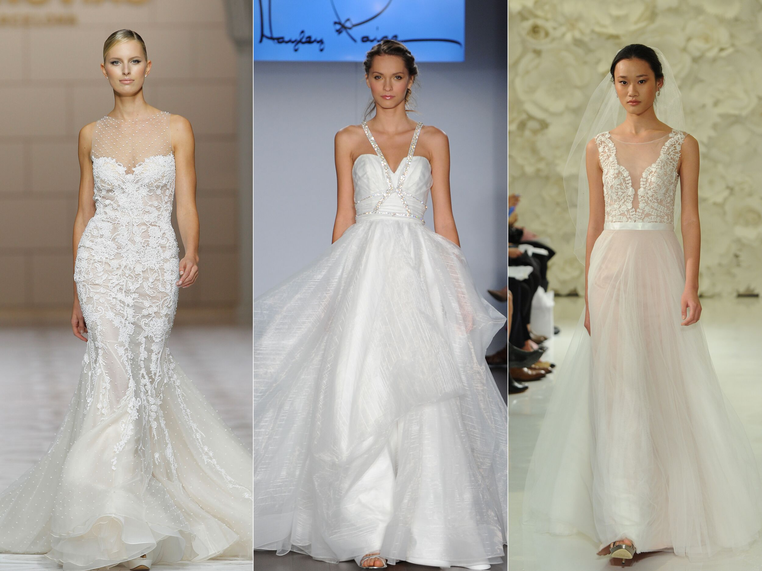 Wedding Dresses From Last Bridal Fashion Week You Can Shop