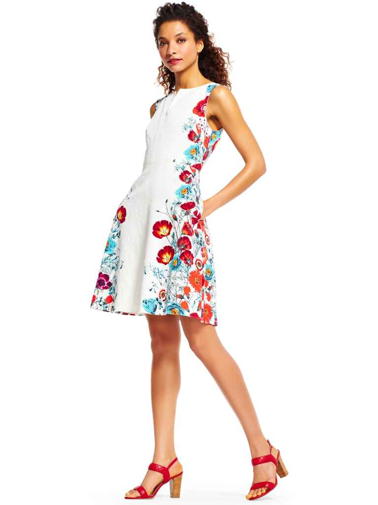 15 Floral Dresses Perfect For Summer Wedding Guests