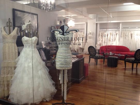Wedding dress shopping wedding dress styles guide for Wedding salon