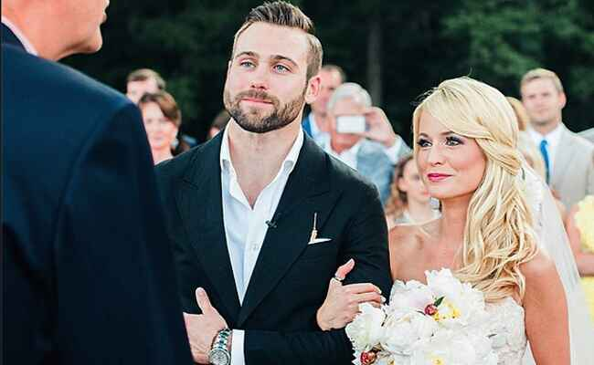 Emily Maynard and Tyler Johnson got married