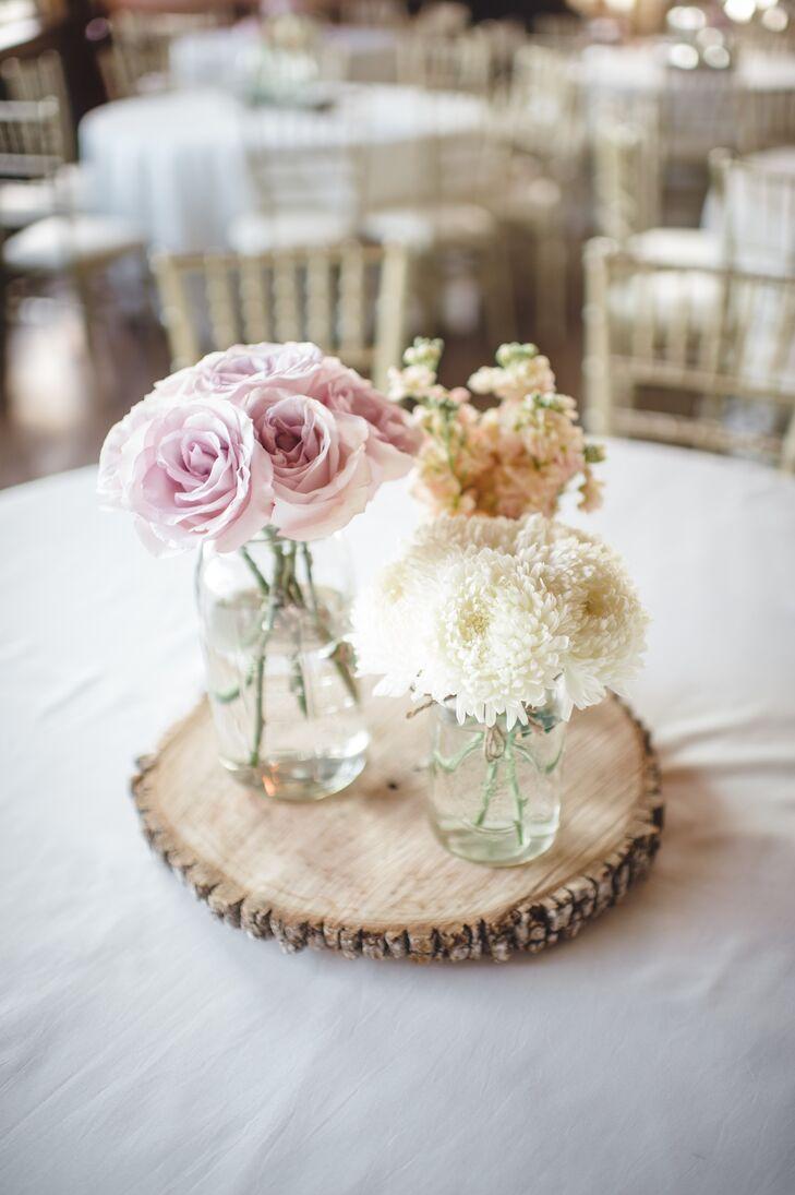 Flower Throw Wedding Reception Thunderbirdchapel Normanoklahoma