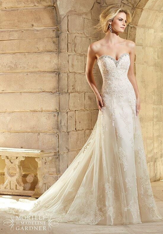 Mori Lee by Madeline Gardner 2774 Wedding Dress photo