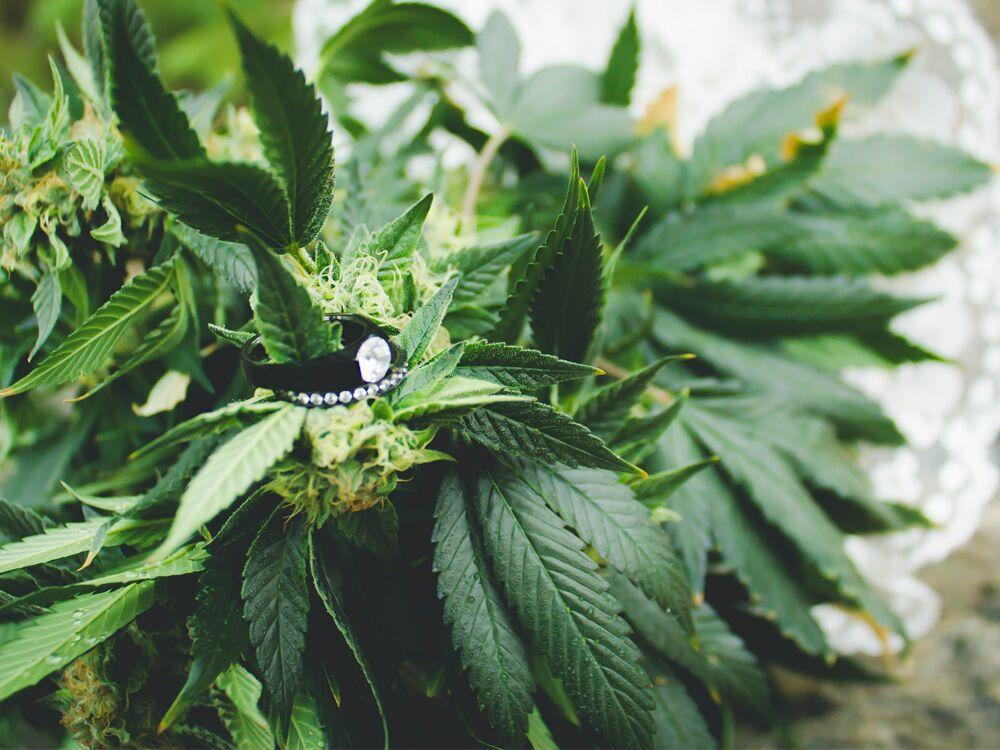 Like It or Not, Marijuana Is Making Its Way Into Weddings