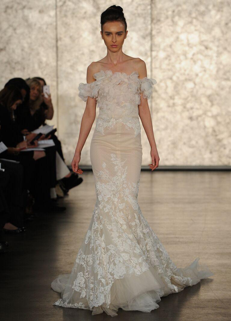 Inbal Dror Fall Winter Collection Bridal Fashion Week Photos
