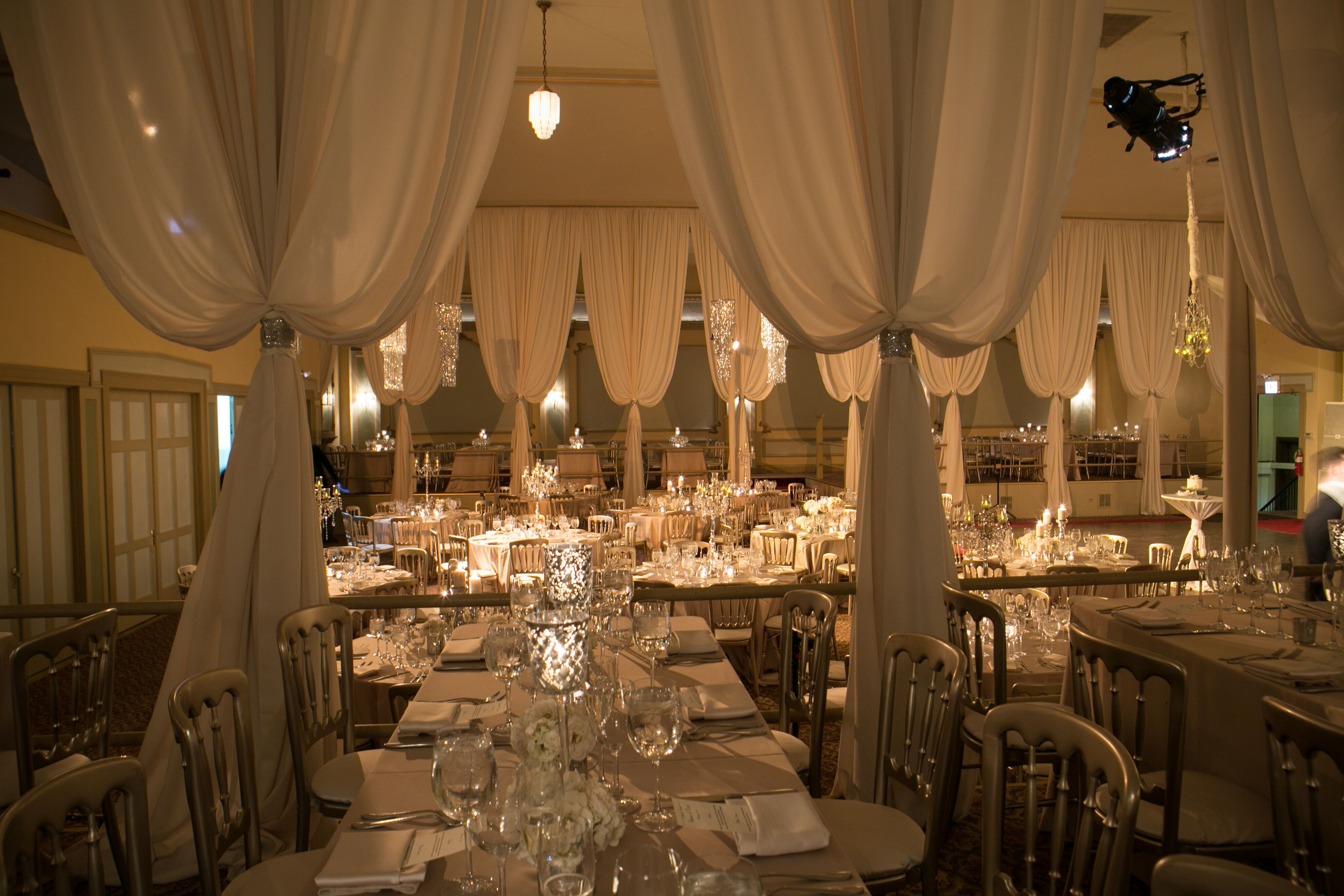 Luxe Stan Mansion Reception