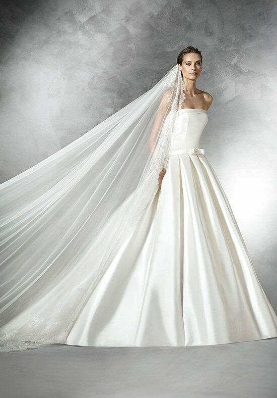 PRONOVIAS PRIANNA Wedding Dress photo