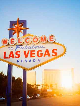US wedding destination Las Vegas, Nevada