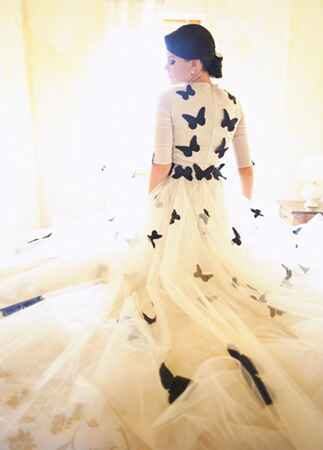 Butterfly Wedding Ideas Are Back
