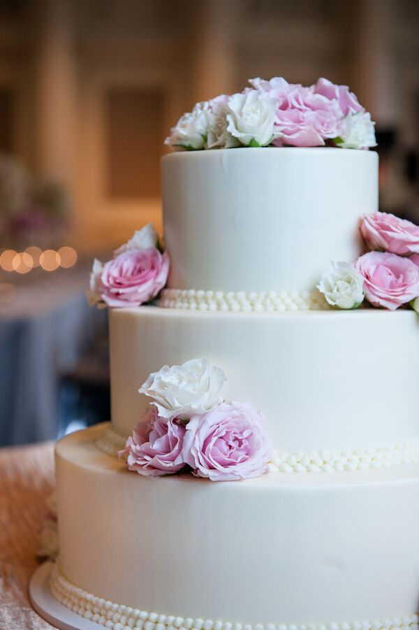 Pink Champagne Cake Portland Oregon