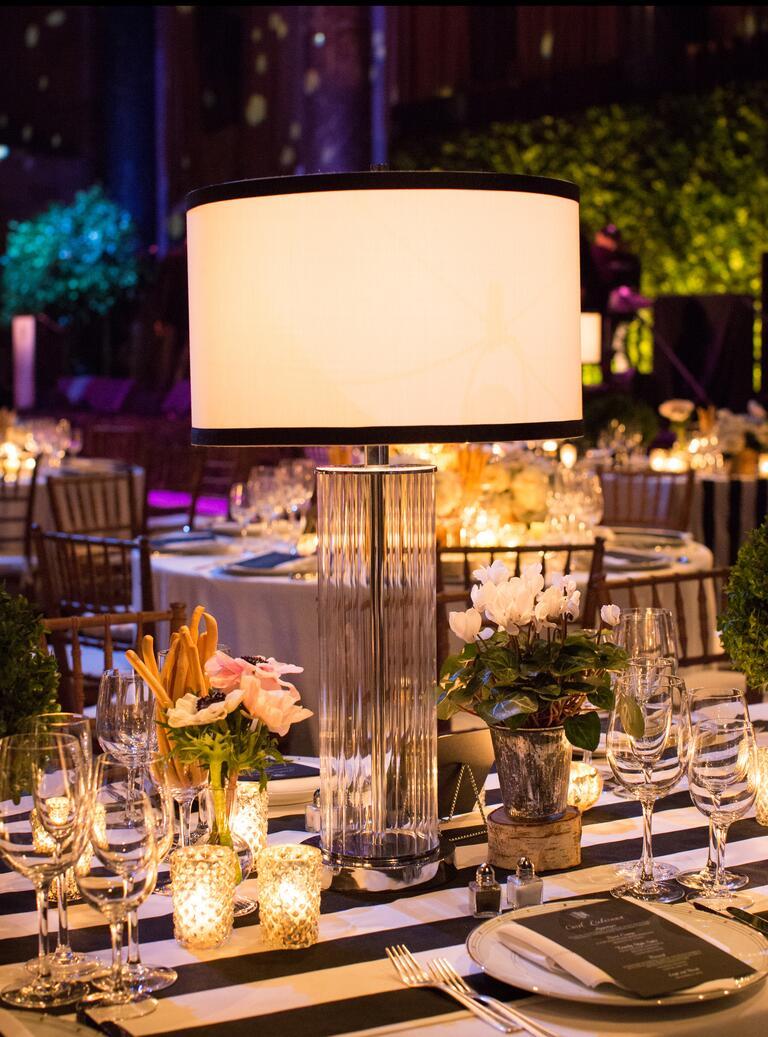 10 Nonfloral Wedding Centerpiece Ideas